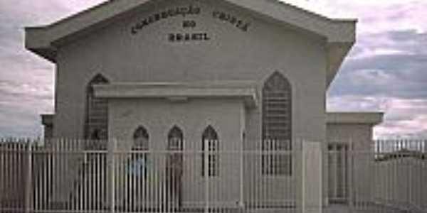 Igreja da Congregação Cristã do Brasil em Aparecida do Taboado-Foto:Congregação Cristã.NET