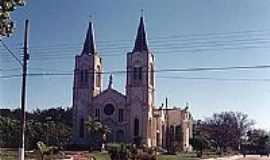 Aquidauana - Igreja Matriz-Foto:Serneiva