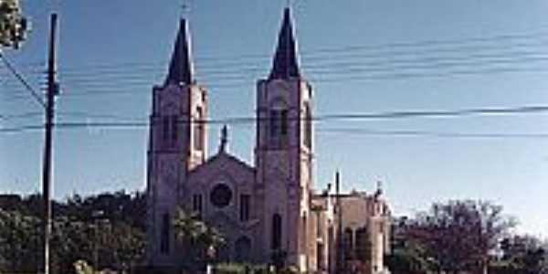 Igreja Matriz-Foto:Serneiva