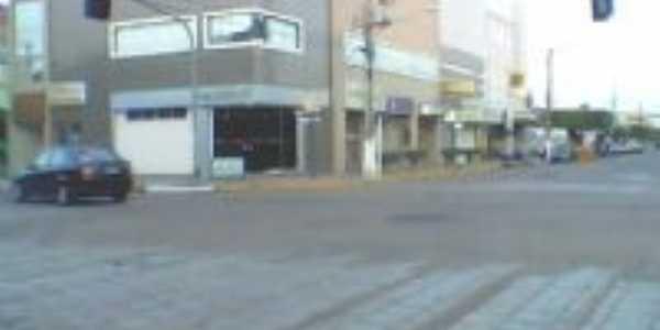 Centro da Cidade-Aquidauana -MS, Por W. Nogueira