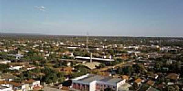 Vista de Aquidauana-Foto:Meirielly