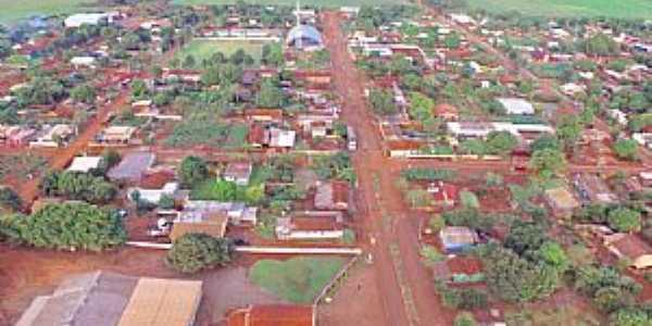 Imagens da cidade de Aral Moreira - MS