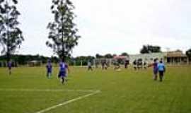 Arapuã - Campeonato Futebol em Arapuá-Foto:Claudinei