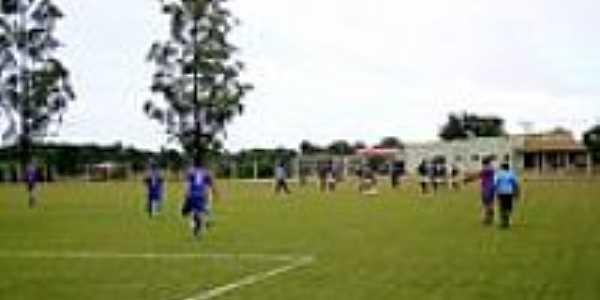 Campeonato Futebol em Arapuá-Foto:Claudinei