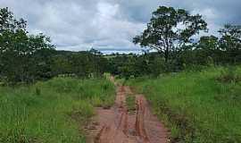 Areado - Areado-MS-Estrada rural-Foto:ofertasrural.com.br