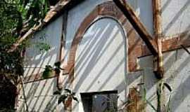Bálsamo - Fachada da antiga Estação de Bálsamo-Foto:timblindim.