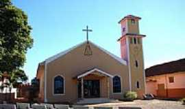 Bandeirantes - Igreja de N.Sra.Aparecida-Foto:Vicente A. Queiroz