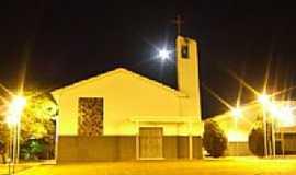 Bataguassu - Capela de São Francisco de Assis-Foto:marcioromanini