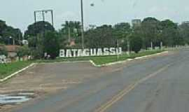 Bataguassu - Trevo de acesso de  Bataguassu-MS-Foto:itamauro1969