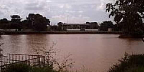 Lagoa em Bataiporã-Foto:jose dos santos