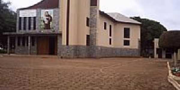 Paróquia de Santo Antônio em Bataiporã-Foto:jose dos santos