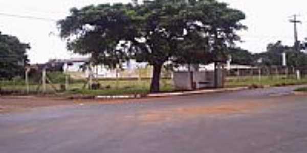 Ruas de Bataiporã-Foto:jose dos santos