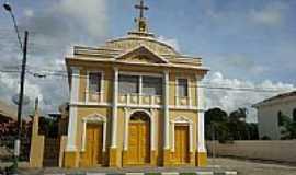 Belmonte - Igreja de São Sebastião em Belmonte-BA-Foto:Umberto Ferreira