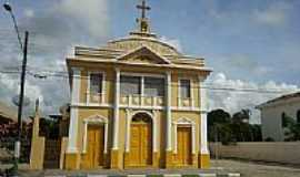 Belmonte - Igreja de S�o Sebasti�o em Belmonte-BA-Foto:Umberto Ferreira