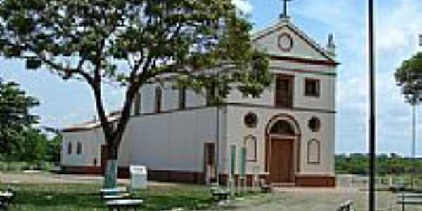 Igreja de N.Sra.do Carmo em Belmonte-BA-Foto:Umberto Ferreira