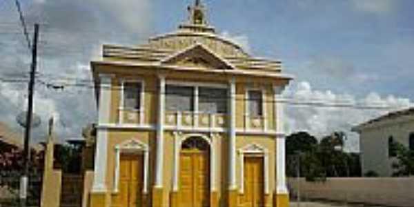 Igreja de São Sebastião em Belmonte-BA-Foto:Umberto Ferreira