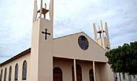 Bodoquena - Igreja Matriz N.S.do  Perpétuo Socorro foto Vicente A. Queiroz