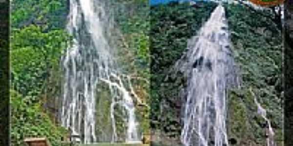 Bodoquena-MS-Cachoeira Boca da Onça-Foto:eliasof