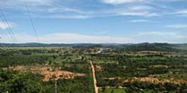 Bodoquena-MS-Vista panorâmica-Foto:eliasof