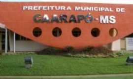 Caarapó - prefeitura, Por verenice Acosta