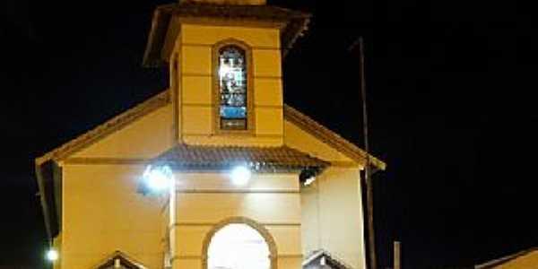 Igreja São João Batista de Camapuã MS