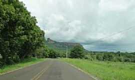 Camisão - Rodovia Aquidauana/Cera próximo de Camisão-MS-Foto:Carlos Morcego