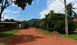 Camisão - Saída do Distrito de Camisão-MS-Foto:Andarilho