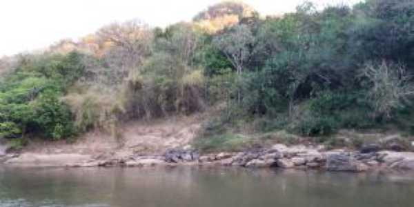 Rio Aquidauana - Por FATINHA e PEDRO
