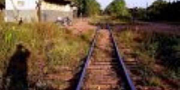 Camisão-MS-A estação em 02/08/2010-Foto:Willian Ney Portela