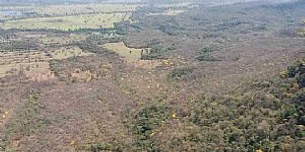 Camisão-MS-Vista aérea da região-Foto:Facebook