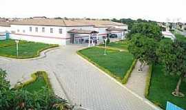 Belo Campo - Belo Campo-BA-Hospital Municipal Vicente Vieira-Foto:Dablio Ferraz