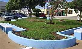 Belo Campo - Belo Campo-BA-Praça central-Foto:Dablio Ferraz