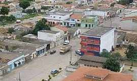 Belo Campo - Belo Campo-BA-Vista do centro da cidade-Foto:Dablio Ferraz