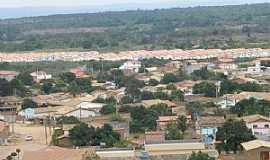 Belo Campo - Belo Campo-BA-Vista parcial do Bairro Alvorada com Morada Real ao fundo-Foto:Dablio Ferraz
