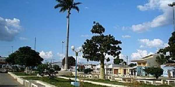 Belo Campo-BA-Praça Napoleão Ferraz-Foto:Dablio Ferraz