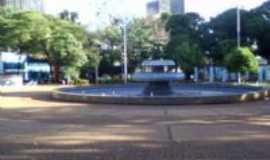 Campo Grande - Praça Ary Coelho, Por Fernando R. Almeida