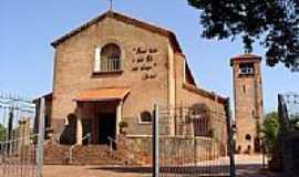 Campo Grande - Igreja de N.Sra.do Perpétuo Socorro em Campo Grande-MS-Foto:Jefferson França