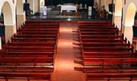 Campo Grande - Interior da Igreja de N.Sra.do Perpétuo Socorro em Campo Grande-MS-Foto:Jefferson França