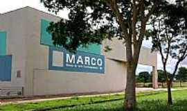 Campo Grande - Museu de Arte Contemporânea em Campo Grande-MS-Foto:Jefferson França