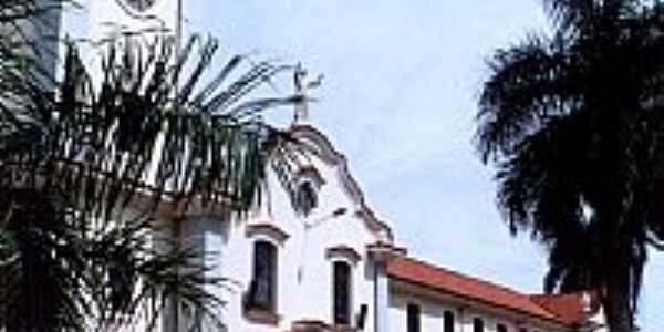 Igreja de São Francisco em Campo Grande-MS-Foto:Jefferson França