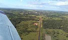 Caracol - Vista aérea-Foto:Humberto Pagliosa [Panoramio]