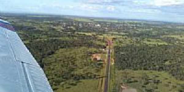 Vista aérea-Foto:Humberto Pagliosa [Panoramio]