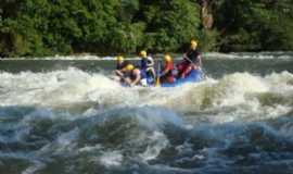 Cassil�ndia - rafting em Cassilandia, Por eduardo melo