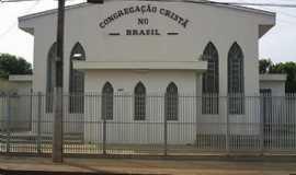 Cassil�ndia - Igreja da Congrega��o Crist� do Brasil-Foto:RhascleY [Panoramio]