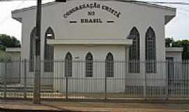 Cassilândia - Igreja da Congregação Cristã do Brasil-Foto:RhascleY [Panoramio]