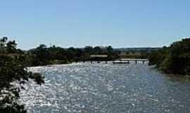 Cassil�ndia - Rio Apor� em Cassil�ndia-Divisa MT-GO-Foto:Altemiro Olinto Cris�