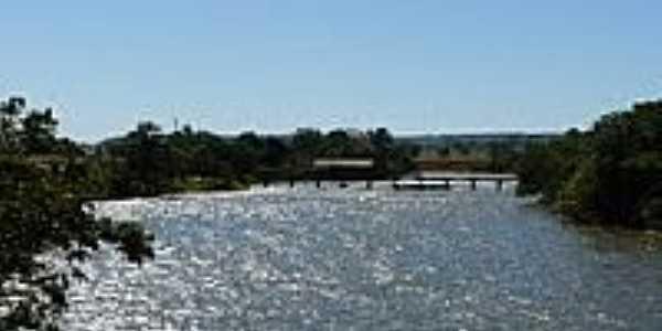 Rio Aporé em Cassilândia-Divisa MT-GO-Foto:Altemiro Olinto Cris…
