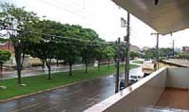 Chapadão do Sul - Avenida Oito-Foto:danieltognon