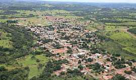 Chapadão do Sul - Chapadão do Sul-MS-Vista aérea da cidade-Foto:Nelson Campos