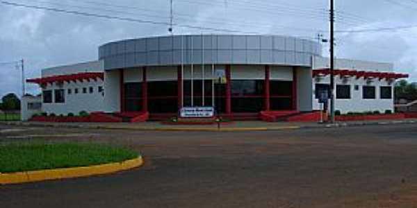 Chapadão do Sul-MS-Câmara Municipal-Foto:GustavoMatos